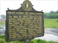 Image for Trigg County's First Court