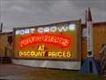 Image for Fort Crowe Fireworks-Alabama