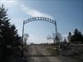 Image for Eureka City Cemetery Gateway Arch - Eureka, UT