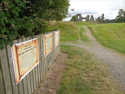 The Last Dragon - Castell Newydd Emlyn