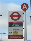 Image for Beckton Bus Station - Woolwich Manor Way, London, UK