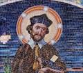 Image for Mosaic of St. John of Nepomuk - Klokoty, Czech Republic
