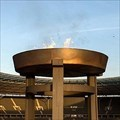 Image for Olympic Flame Re-ignited  - Berlin, Germany