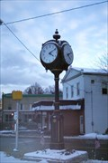 Image for Dallas PA Town Clock