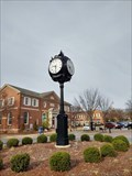 Image for Kingsport Town Clock ~ Kingsport, Tennessee - USA.