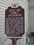 Image for Site of Fort Jackson