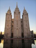 Image for Salt Lake LDS Temple - Salt Lake City, Utah