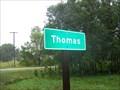Image for Bible Name, Thomas, South Dakota