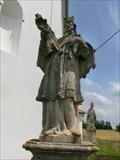 Image for St. John of Nepomuk // sv. Jan Nepomucký - Rešice, Czech Republic