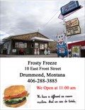 Image for Frosty Freeze - Drummond, Montana