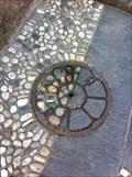 Image for Cobblestone Manhole Cover - Brissago, TI, Switzerland