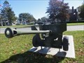 Image for 6 Pounder 7 Hundredweight Mark III Quick Firing Gun - Halifax, Nova Scotia
