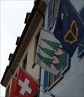 Image for Municipal Flag - Olten, SO, Switzerland