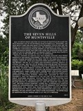Image for The Seven Hills of Huntsville