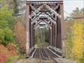 Image for Pont Ferroviaire de Drummondville - Drummondville Railway Bridge - Drummondville, Québec