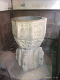 Image for Baptism Font, St Mary - Stonham Parva, Suffolk