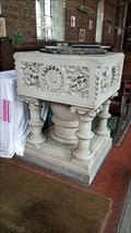 Image for Baptism Font - St Mary - Jackfield, Shropshire