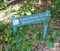 Image for Lord Howe Island Botanical Garden, NSW, Australia