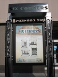 Image for Six Corners Historic Markers - Chicago, IL