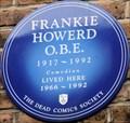 Image for Frankie Howerd - Edwardes Square, London, UK