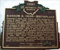 Image for Ransom E. Olds Birthplace ( 4 - 4 )