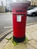 Image for Victorian Pillar Box - Lyndhurst Road, Hampstead, London NW3, UK