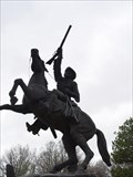 Image for Buffalo Bill Cody Statue - Oklahoma City, Oklahoma