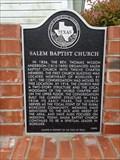 Image for Salem Baptist Church