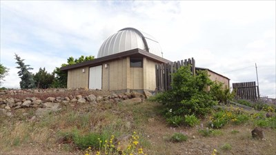 Goldendale Observatory State Park - Goldendale, WA