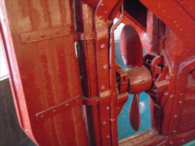 Fram ship screw, Oslo