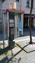 Image for Public Phone Bahnhofstraße - Andernach, Rhineland-Palatinate (RLP), Germany