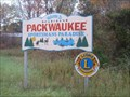 Image for Welcome to Packwaukee, Wisconsin - Sportsmans Paradise