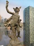Image for Roman God Mercury & Planet Mercury - Würzburg, Bayern, Germany