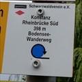 Image for 398m - Rheinbrücke Süd - Konstanz, Germany, BW