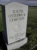 Image for South Osterwick Cemetery - New Bothwell MB
