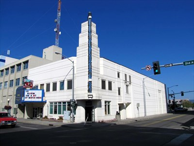 CONCETTA: Movies playing in fairbanks alaska