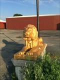 Image for Les lions du musée de l'auto ancienne de Richmond, Qc
