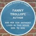 Image for Fanny Trollope - Hadley Green Road, Barnet, UK
