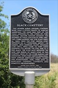 Image for Black Cemetery