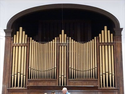 Organ of baptist tabernacle baptist church spring hill for 87 wickham terrace