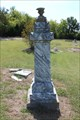 Image for EARLIEST Marked Grave in Clinton Cemetery - Clinton, TX