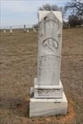 Image for G.E. Booth - Liberty Cemetery - Erath County, TX