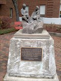 Image for Supporting Hands, (sculpture) - Binghamton, NY
