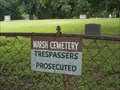 Image for Marsh Cemetery - Farmers Branch, TX