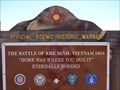 Image for Battle of Khe Sanh - Historic Marker - Paraje, New Mexico, USA.