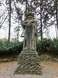 Image for Radegast statue - Prague, Czech Republic