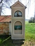 Image for Wayside shrine - Horni Dunajovice, Czech Republic