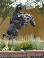 Image for The Bronco Buster - Stillwater, OK