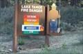 Image for Smokey Bear on CA 89 - South Lake Tahoe, CA
