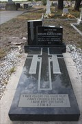 Image for Grave of Rev. Fr. Bernard M. Goebel -- Panna Maria TX